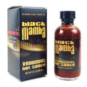 BLACK MAMBA HOT SAUCE