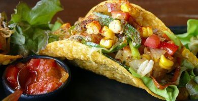 como hacer salsa picante mexicana