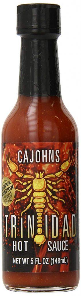 salsa picante cajohns