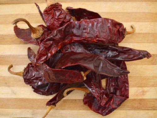 chile pasilla vs chile guajillo