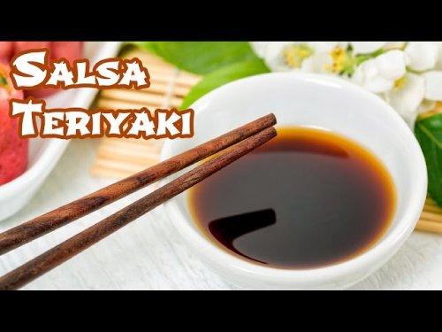 salsa teriyaki que es