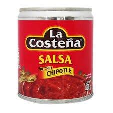 salsa chipotle origen