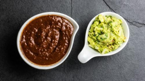 salsa mole receta