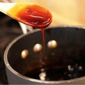 cocinar salsa teriyaki