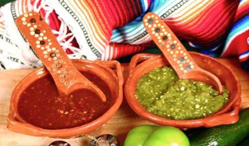 propiedades salsa roja mexicana
