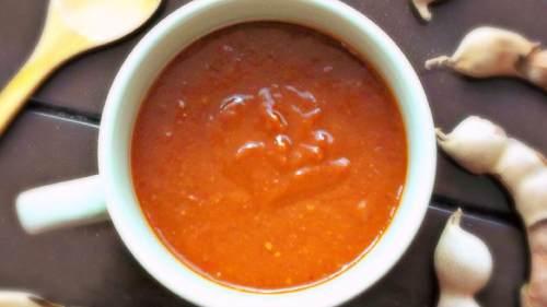 salsa tamarindo beneficios