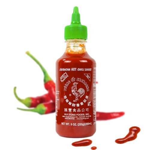 definicion salsa sriracha