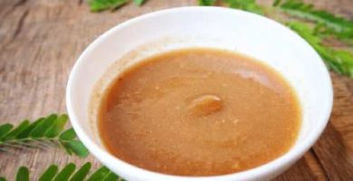concepto salsa tamarindo